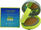 Shiseido Sports BB Compact SPF50+ 12g - Medium Dark