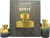 Jesus del Pozo Halloween Man Shot Door Gift Set 125ml EDT + 50ml EDT