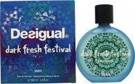 Desigual Dark Fresh Festival Eau de Toilette 100ml Spray