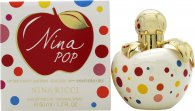 Nina Ricci Nina Pop Eau de Toilette 50ml Spray