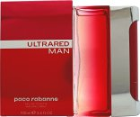 Paco Rabanne Ultrared Eau de Toilette 100ml Spray