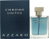 Azzaro Chrome United Eau de Toilette 50ml Spray