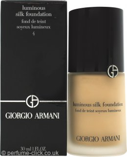 Giorgio Armani Luminous Silk Foundation 30ml - 04 Light Sand