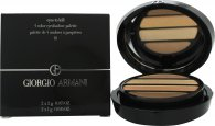 Giorgio Armani Eyes to Kill Øyeskygge Palett 6g - 10 Brown