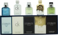Calvin Klein Men's Mini Set Gift Set 5 Pieces