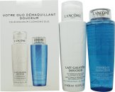 Lancôme Duo Doucer Presentset 400ml Galatéis Douceur Facial Cleanser + 400ml Tonique Douceur Hydrating Toner