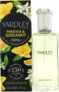 Yardley Freesia & Bergamot Eau de Toilette 50ml Spray