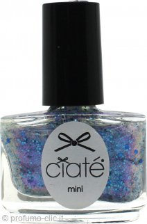 Ciate Gelology Mini Nail Varnish Smalto Per Unghie 5ml - Risky Fussiness