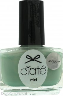 Ciaté Gelology Mini Nail Varnish Smalto Per Unghie 5ml - PPMG104 Pepperminty