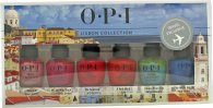 OPI Lisbon Collection Gift Set 6 x 3.75ml Nail Polish