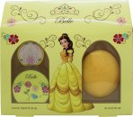 Disney Princess Belle Gift Set 50ml EDT + 50g Soap