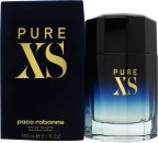 Paco Rabanne Pure XS Eau de Toilette 5.1oz (150ml) Spray
