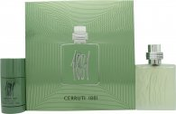 Cerruti 1881 Gift Set 100ml EDT + Deodorant Stick