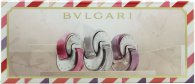 Bvlgari Omnia Gift Set 5ml Amethyste EDT + 5ml Crystalline EDT + 5ml Pink Sappire EDT