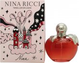 Nina Ricci Nina Gift Set 80ml EDT Spray + 10ml EDT Rollerball