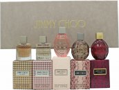 Jimmy Choo Miniature Gift Set - 5 Pieces