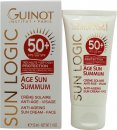 Guinot Sun Logic Anti-Ageing Sun Cream Face SPF50 50ml