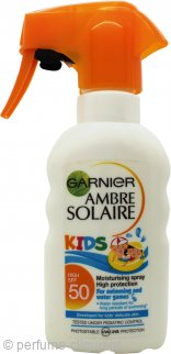 Garnier Ambre Solaire Kids Sensitive Advanced Sun Protection Spray SPF50+ 200ml