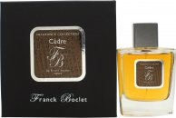 Franck Boclet Cedre Eau de Parfum 3.4oz (100ml) Spray