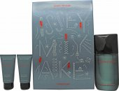 Issey Miyake Fusion d'Issey Gift Set 100ml EDT + 50ml Shower Gel + 50ml Shower Gel