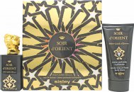 Sisley Soir d'Orient Presentset 100ml EDP + 150ml Body Cream