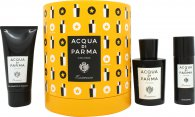 Acqua di Parma Colonia Essenza Gift Set 100ml EDC + 75ml Shower Gel + 50ml Deodorant Spray