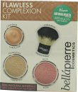 Bellápierre Flawless Complexion Kit Medium 4 Stuks
