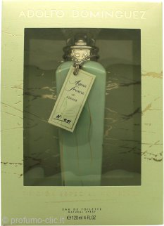Adolfo Domínguez Agua Fresca de Azahar Collectors Edition Eau de Toilette 120ml Spray