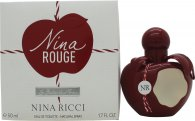 Nina Ricci Nina Rouge Eau de Toilette 1.7oz (50ml) Spray