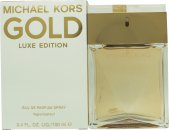 Michael Kors Gold Luxe Edition Eau de Parfum 100ml Spray