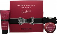 Rochase Mademoiselle Rochas Couture Gift Set 50ml EDP + 100ml Body Lotion