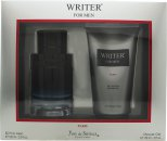 Yves de Sistelle Writer Gift Set 100ml EDT + 150ml Shower Gel