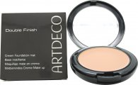 Artdeco Double Finish Compact Cream Foundation 9g - 02 Tender Beige