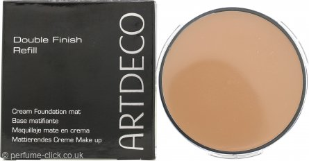Artdeco Double Finish Compact Cream Foundation Refill 9g - 08 Medium Cashmere