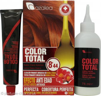 Azalea Color Total Hair Colourant - 8.44 Light Blond Copper