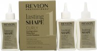 Revlon Lasting Shape Curling Lotion Gift Set 3 x 100ml