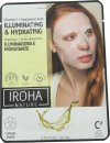 Iroha Nature Brightening Vitamin C Tissue Face Mask 1 x Tissue Face Mask