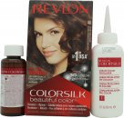 Revlon ColorSilk Permanent Hair Colour - 46 Medium Golden Chestnut Brown