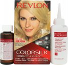 Revlon ColorSilk Permanent Hair Colour - 80 Light Ash Blonde