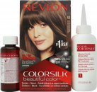 Revlon ColorSilk Permanent Hair Colour - 43 Medium Golden Brown