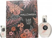 Jesus del Pozo Halloween Mia Me Mine Gift Set 3.4oz (100ml) EDT + 0.5oz (15ml) EDT