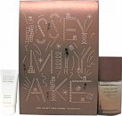 Issey Miyake L'Eau d'Issey Pour Homme Wood & Wood Gift Set 50ml EDP + 50ml Shower Gel