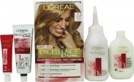 L'Oréal Excellence Crème Hair Colour - 7.3 Golden Blonde