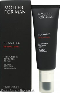 Anne Möller For Man Moisturizing Detox Gel Cream 50ml