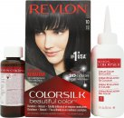 Revlon Colorsilk Hair Colour - 10 Black