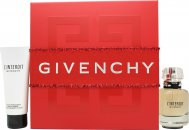 Givenchy L'Interdit Gift Set 50ml EDP + 75ml Body Lotion