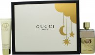 Gucci Guilty For Her Gift Set 50ml EDP + 50ml Body Lotion