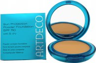 Artdeco Sun Protection Powder Foundation SPF50 9.5g - 70 Dark Sand