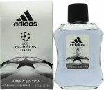 Adidas UEFA Champions League Arena Edition Aftershave 100ml Splash