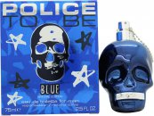 Police To Be Blue Special Edition Eau de Toilette 75ml Spray